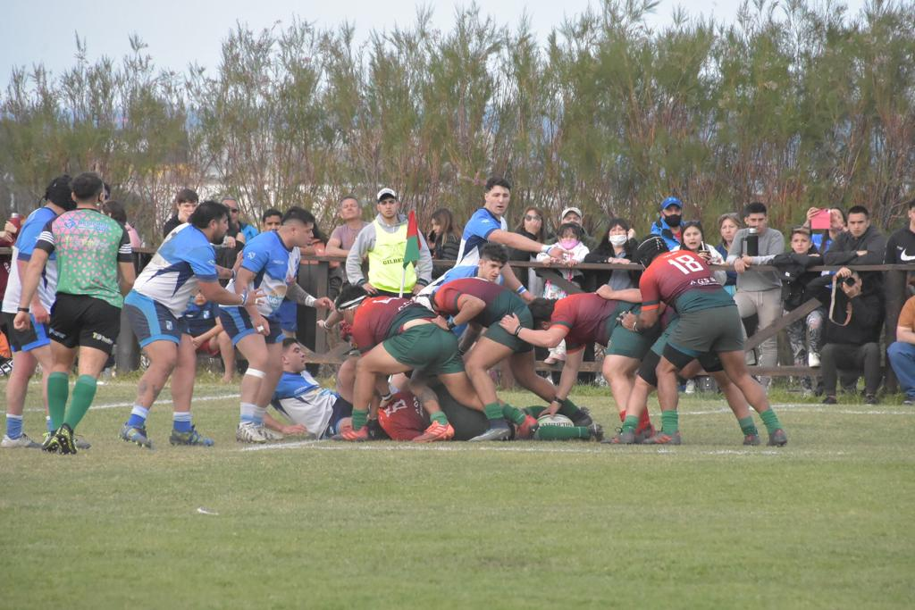 Rugby: Torneo Austral