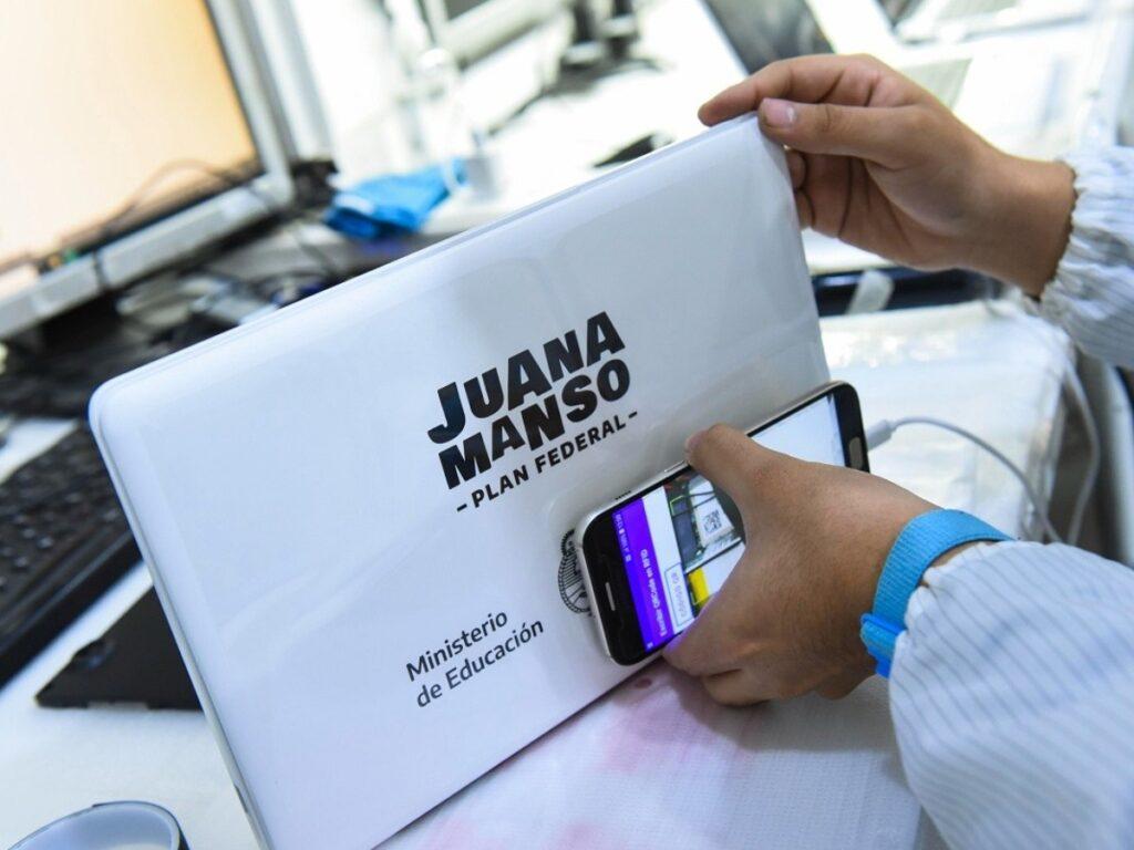 Chubut - Plan Juana Manso